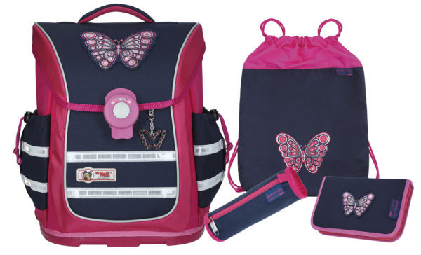 Mc Neill Ergo Light Pure Butterfly 4-tlg. Set