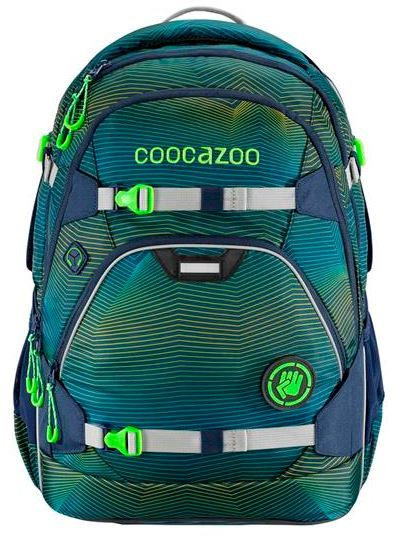 Coocazoo ScaleRale Soniclights Green
