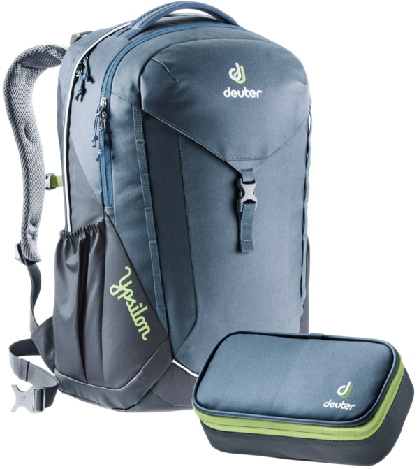 Deuter Ypsilon Space Blue Set