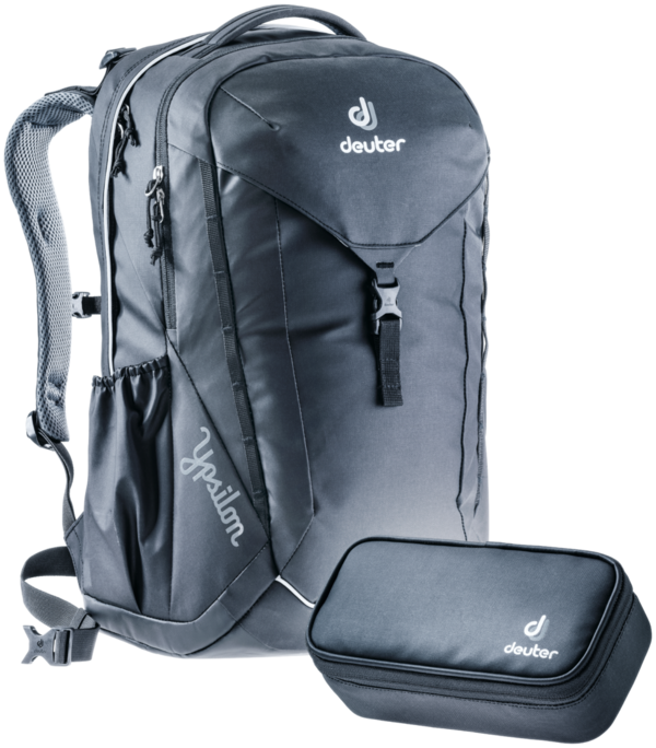 Deuter Ypsilon Simply Black Set