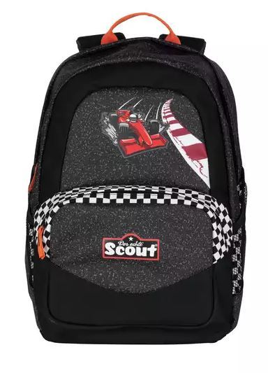 Scout Rucksack X Red Racer