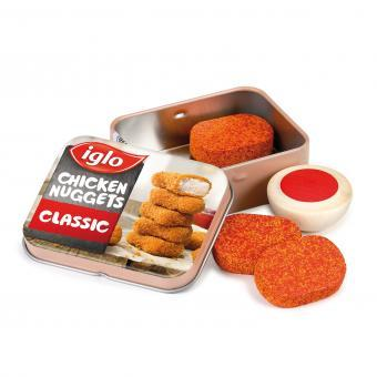 Erzi Chicken Nuggets von Iglo