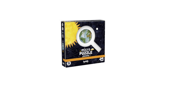 Londji Micro Puzzle Planets (600 Teile)