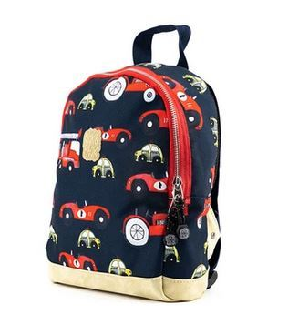 Pick&Pack Cars Backpack XS Navy